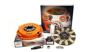 Centerforce Kdf007514 Dual Friction Clutch Kit Fits Ford 99 04 Mustang