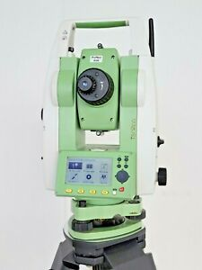 Leica Ts02 R500 5 Conventional Reflectorless Surveying Total Station
