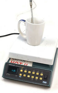 Barnstead thermolyne 722p Dataplate Programmable Hot Plate W Probe Sci 722p