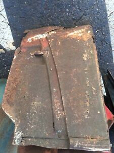 1935 1936 Ford Pickup Truck Passenger Front Cab Cut Oem Used 35 36