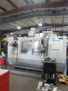 Used 2007 Haas Vf 6 Cnc Vertical Machining Center Mill 10 000 Rpm 4th Ready Ct40