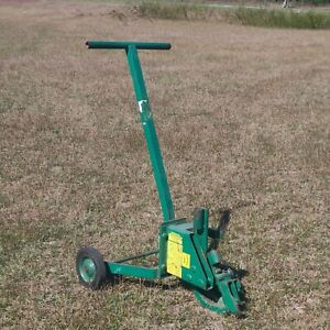 Greenlee 1800 Mechanical Bender For 1 2 3 4 1 Inch Imc And Rigid Conduit