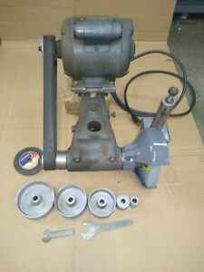 Large Dumore Tool Post Grinder Smooth Running