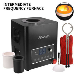 30 100 Khz 1600 2912 220v 5 5kw High Frequency Induction Heater Furnace
