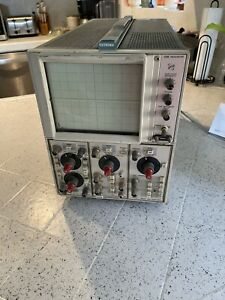 Tektronix 5110 Oscilloscope Only Tested To See If Powers On fast Shipping