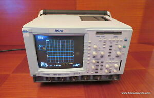 Lecroy Lc584axl Oscilloscope Very Clean With 30 day Warranty
