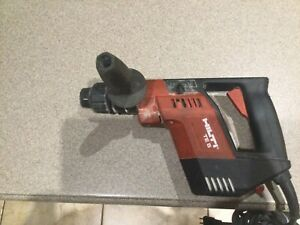 Nice Hilti Te5 Te 5 115v Rotary Concrete And Hammer Drill Works Great