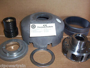 C6 New 6 Pinion Steel Front Planet Low Ratio Upgrade Kit E4od 4r100 Ford Lincoln