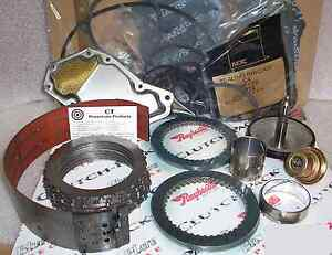 C4 Super Master Rebuild Kit With Raybestos Blue Plate Special Friction 1964 1969