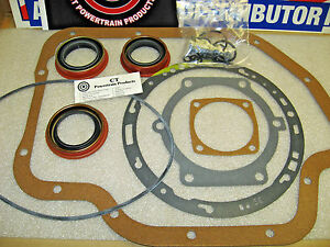 400 Th400 3l80 Th475 External Seal Up Reseal Kit 1964 On With Fiber Pan Gasket