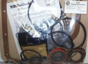 400 3l80 Thm400 Transtec Overhaul Gasket Seal Kit 1965 on Oh Set Th400 3l80hd