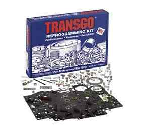Transgo 700 7r4 700r4 700 2 3 Reprogramming Kit 1982 On New Shift Kit Fits Chevy