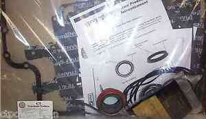 E4od 4r100 Overhaul Gasket Seal Kit 1996 on Transtec Oh Set For Ford Lincoln 4r1