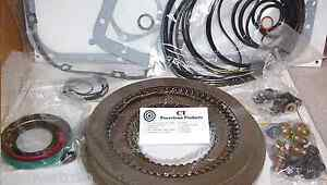 Allison At540 At542 At545 Rebuild Kit 1970 On Overhaul Frictions Oem Spec New Hd