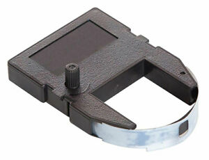 Replacement Black Ink Ribbon Cartridges For Pyramid 3500 3700 Time Clocks