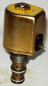 Delta Hydraulic Mini Cartridge Solenoid Valve 85520001