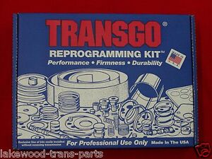 Transgo Th400 400 Transmission Reprogramming Shift Kit All Years 1965 Up 1