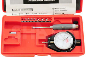 24 4 Dial Indicator Bore Gage 0005 Gages Case New