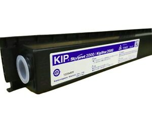 Kip Sup2000 103 Genuine Kip 2000 Black Toner 4pk Oem
