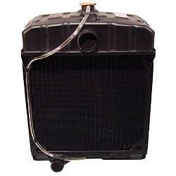 Ih Farmall 140 New Radiator