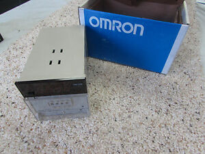Omron Temperature Controller E5a4 r21k New