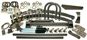 Toyota Trail Gear Classic Front Lift Rock Crawler Kit