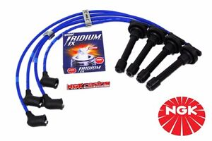 93 97 Toyota Corolla Ngk Spark Wires Iridium Plugs Kit Free Billet Separators