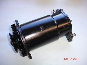 Corvette Generator 1955 Dynamo 1102025 For Tach Drive Restored