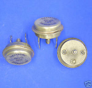 2n2153 lot Of 3 Pnp Germanium Transistor