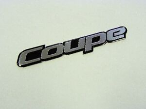 Acura Rsx Type s Integra Coupe Emblem Badge Rare Jdm