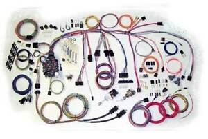 1960 1961 1962 Chevy Truck Classic Update Wiring Harness Kit