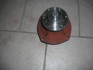 Ihc Farmall Diesel 806 856 1206 Water Pump 328889r1