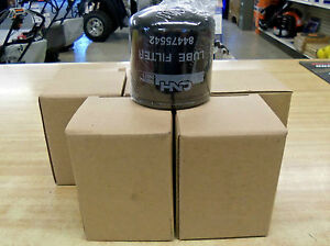 New Holland 1720 1920 Tc48 Tc55 6 Pack Tractor Oil Filters