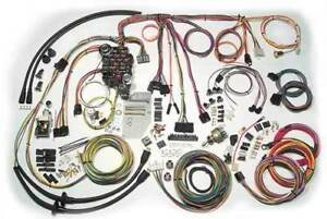 1957 Chevy Belair 210 150 Classic Update Wiring Harness
