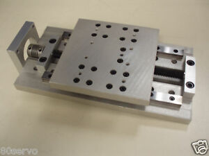 Linear Stage Actuator Table 4 Travel