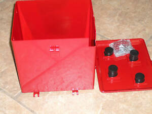Ih Farmall C Super Super C Ihs082 Battery Box