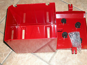Ih Farmall H Hv Super H W4 Sw4 Os4 Ihs081 Battery Box