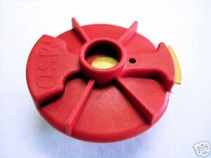 88 91 Honda Civic Crx Msd Ignition Distributor Cap Rotor Red