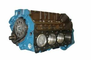 Remanufactured Gm Chevy 5 0 305 Short Block 1970 1979