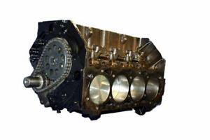 Remanufactured Gm Chevy 7 4 454 Short Block 1996 2000 Vortec 4 Bolt