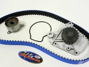 96 01 Integra Gsr Type R Gates Blue Racing Timing Belt Water Pump Tensioner Kit