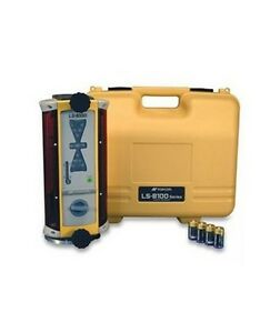 Topcon Ls b100 Machine Control Laser Receiver apache Spectra level backho