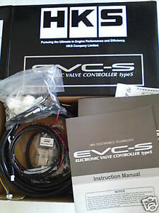 Hks Evc s Electronic Valve Boost Controller Evc Type S