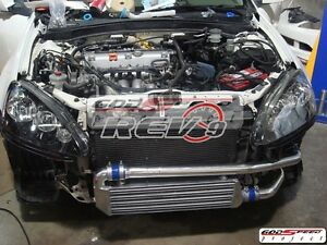 Rev9 Civic Si Rsx Ep3 Dc5 Fg2 Fa5 T3 T3t4 Complete Turbo Charger Kit K20 K20a