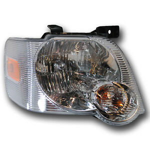 Oem New 2006 2010 Ford Explorer Right Headlight Lamp