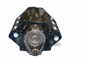 Remanufactured Gm Chevy 4 3 262 Short Block 1992 1995 With Balance Shaft