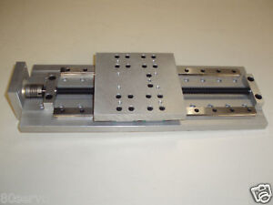 Linear Stage Actuator Table 8 Travel Low Profile