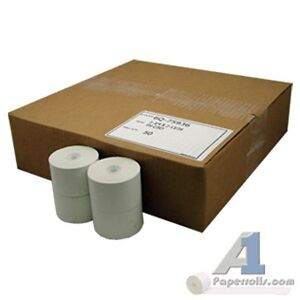 1 3 4 X 220 Thermal Cash Register Paper Rolls 50 Case