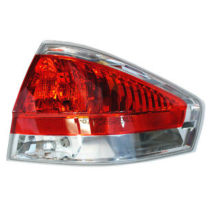 2008 2011 New Oem Ford Focus Chrome Tail Light Right Passenger s Side Rh Lamp