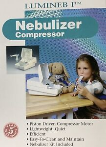 Luminscope Lumineb I Compressor Nebulizer 5500p